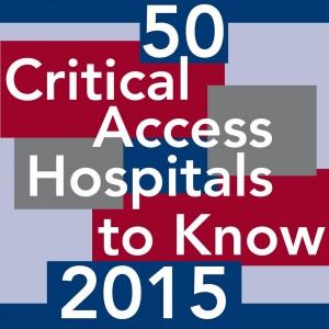50 Critical Access Hospitals 2015_Logo